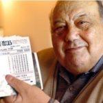 Výherce loterie Frank Selek
