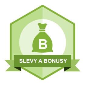 Slevy a bonusy