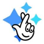 UK National lottery logo mensi