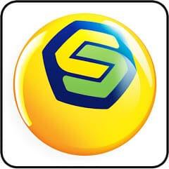 Zúčastnit se slosování loterie Sazka - logo sazka