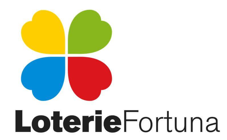 Loterie Fortuna logo společnosti