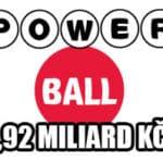 Powerbal 4,92 miliard - logo