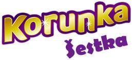 varianta hry korunka Šestka logo