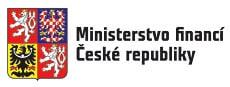 MInisterstvo financí ČR - logo