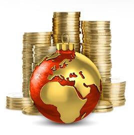 el gordo vánoční loterie - výhry a pravděpodobnost