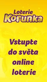 Korunka - vstupte do světa online loterií
