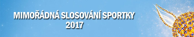 Mimořádná slosování Sportky 2017