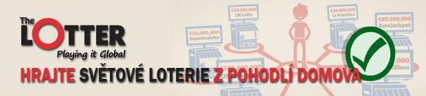 thelotter světové loterie z pohodlí domova