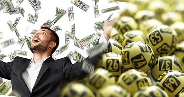 Výhra v loterii - radost