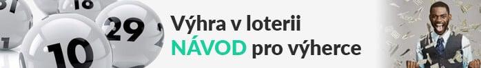 Návod pro výherce loterie